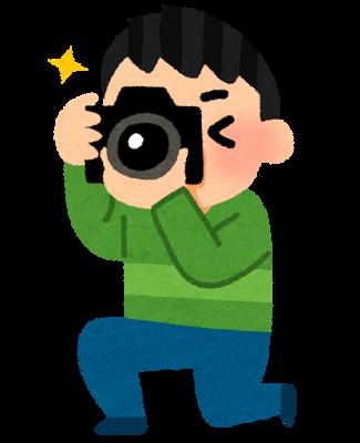 カメラ、撮影