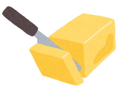 食品、料理、バター
