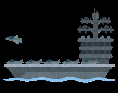 戦争、軍艦、戦艦、空母