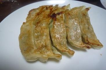手作り餃子 (1)