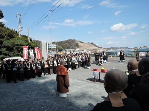 500平和復興の祈りへ平成29年3月6