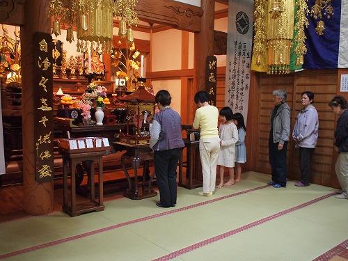 500東光寺で花まつり20170408