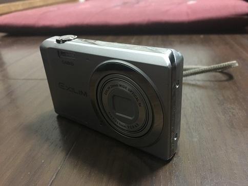 CASIO EX-ZS5