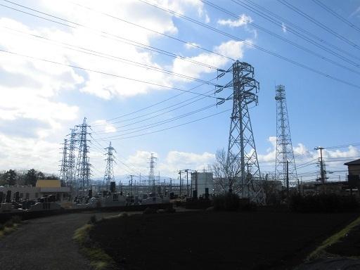 駿東変電所