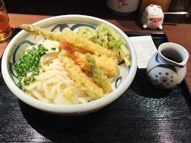 9天ぷらぶっかけ0302