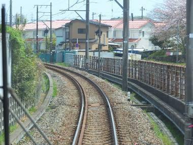 10奈良山公園横通過0415