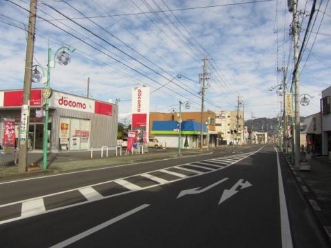 旧藤枝宿下伝馬町