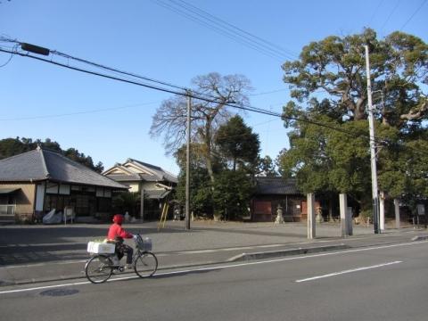 全居寺と須賀神社