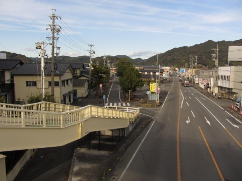 旧東海道 藤枝市仮宿03
