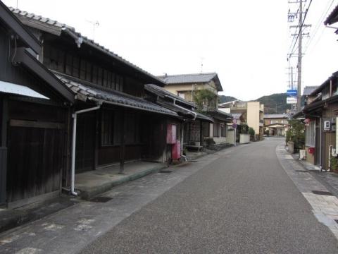岡部宿新町