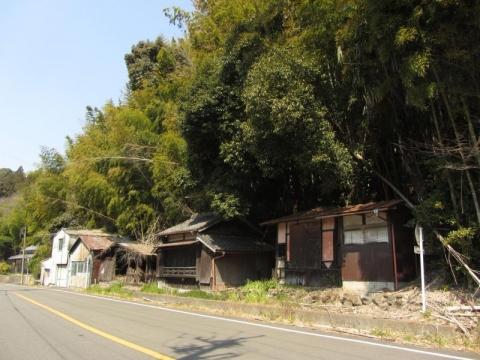 静岡県道208号 岡部町岡部