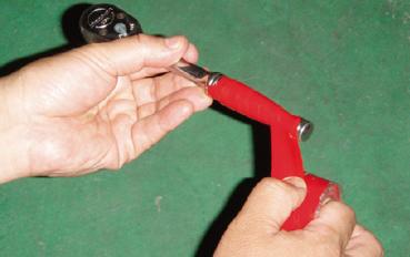 ストレッチテープ使用例1