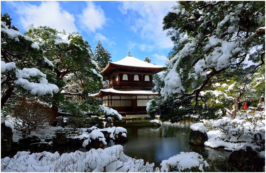 雪の京都・助手3