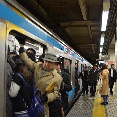 修 東京 0時前
