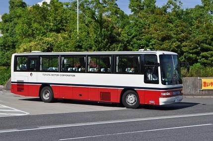 期間従業員バス 201405
