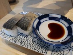 サバ6製麺所 本店・サバ寿司