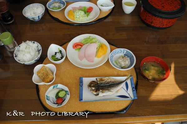 2016年3月27日大瀬崎朝食