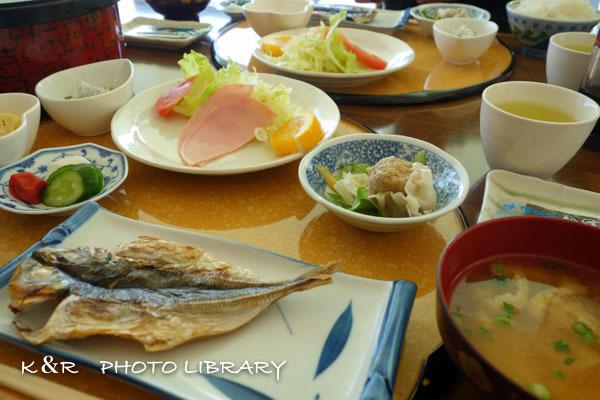 2016年5月1日大瀬崎2朝食