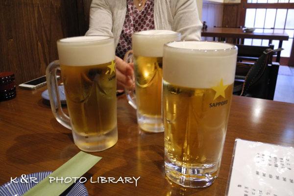 2016年5月21日淡海3生ビール