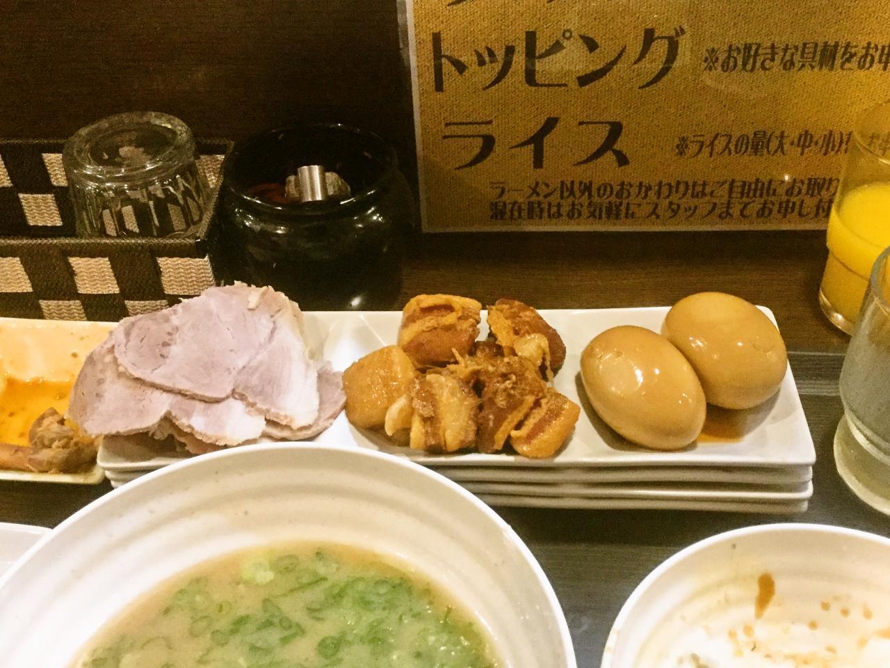 拉麺ビュッフェBUTA(ラーメン)