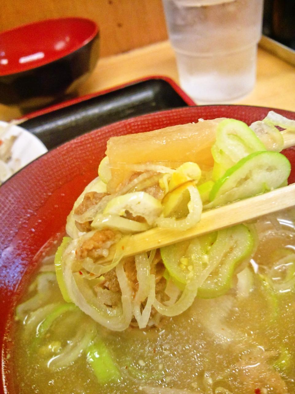 激安食堂 小林屋(肉野菜炒め定食