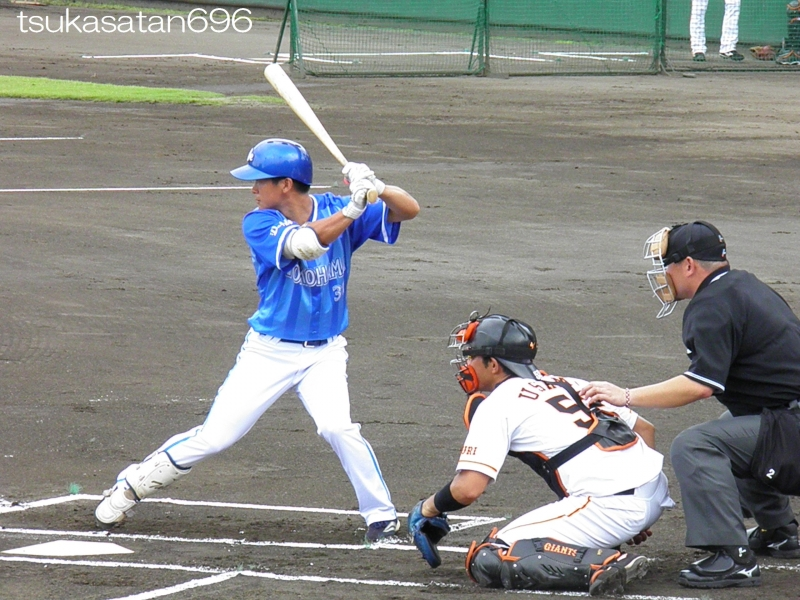 20160911_YG_vs_YB_at_hachioji_shimin_stadium_08