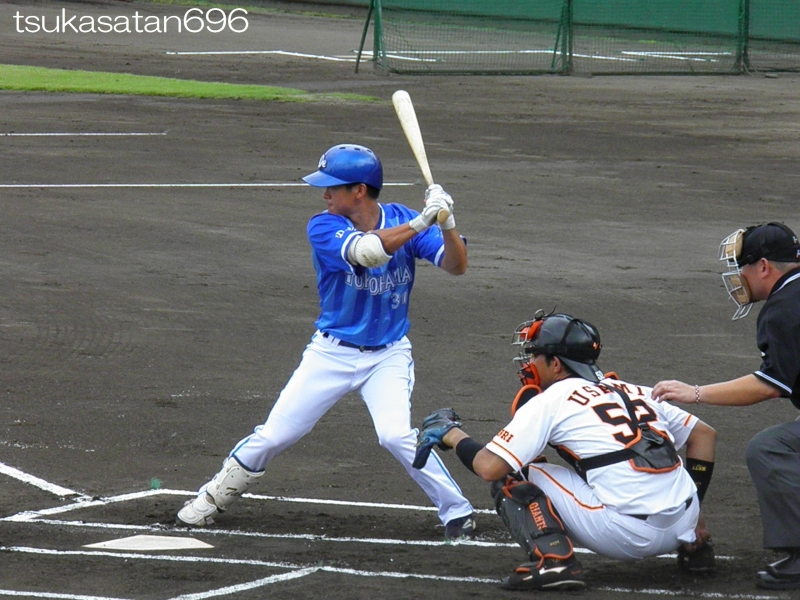 20160911_YG_vs_YB_at_hachioji_shimin_stadium_09