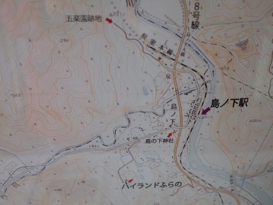 島ノ下駅展11