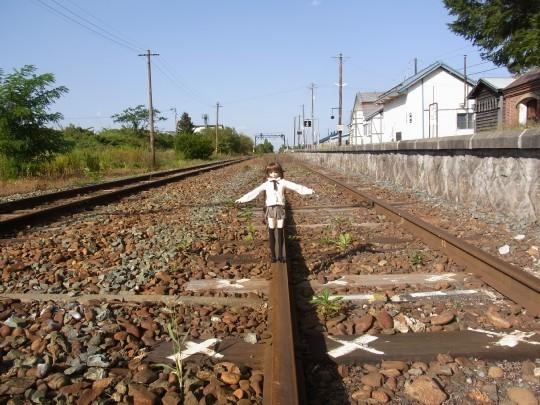 山部駅14