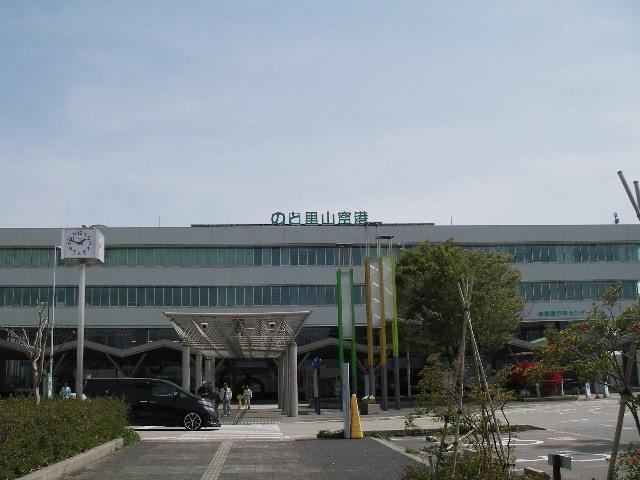 のと里山空港2016-3
