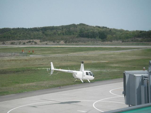 のと里山空港2016-2