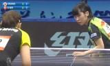 平野美宇VS陳夢(決勝戦/長時間)アジア選手権2017