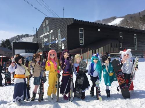 スキー14