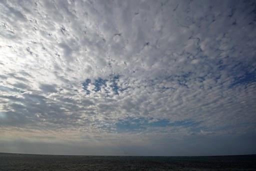 高積雲・南 DSC05900