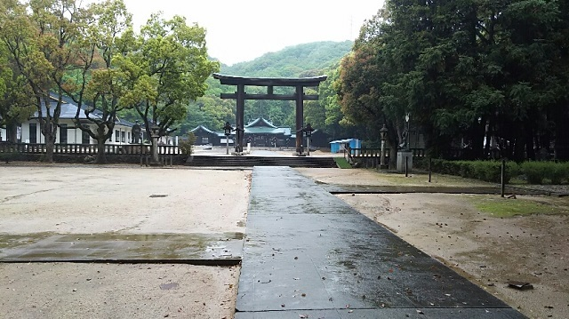 170426 岡山県護国神社 ブログ用