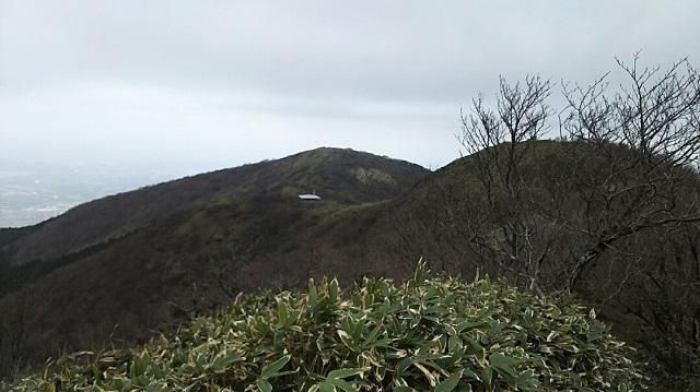 170503 那岐山~滝山⑦ ブログ用