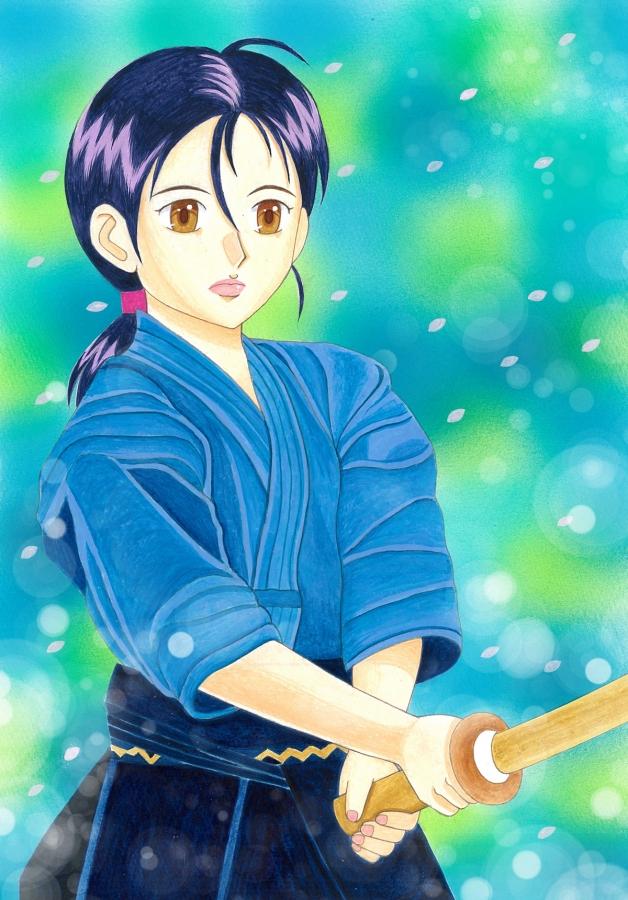 剣道(女の子)