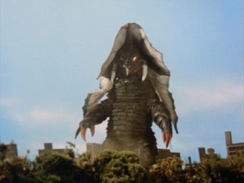 巨大宇宙怪獣 ボアザウルス