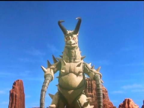 プロトマケット怪獣(の候補) グドン