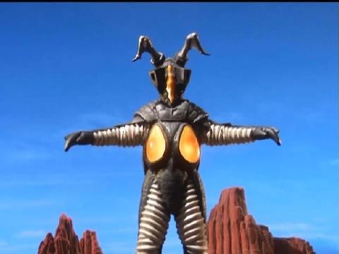 プロトマケット怪獣(の候補) ゼットン