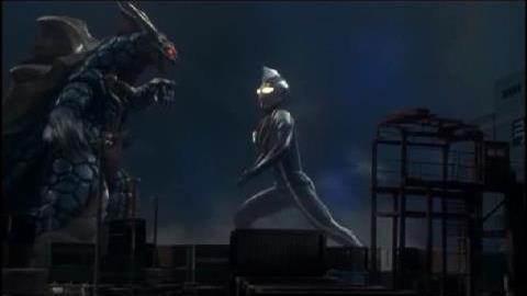 ウルトラマンアグル(V2) vs ガクゾム