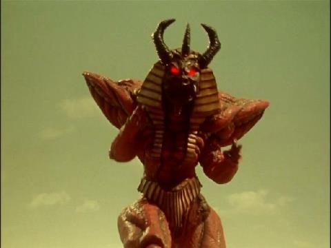 遊星怪獣 カオスパラスタン