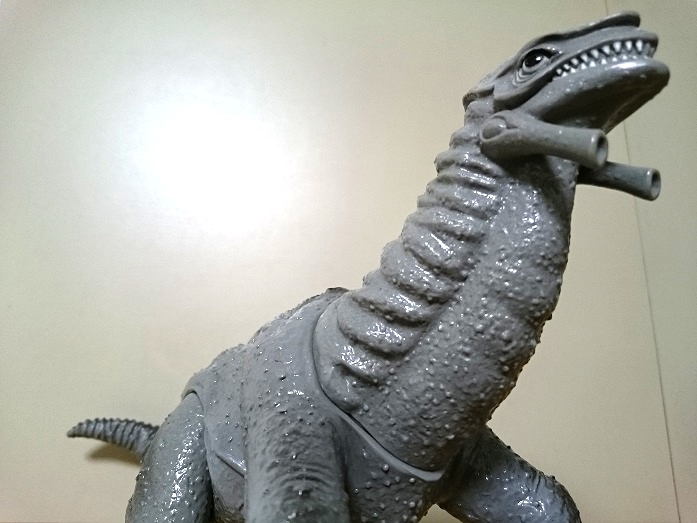 ウルトラマングレートソフビ ギガザウルス4