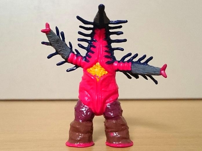 ウルトラマンティガ怪獣 ティガモンスター超全集 ビザーモ