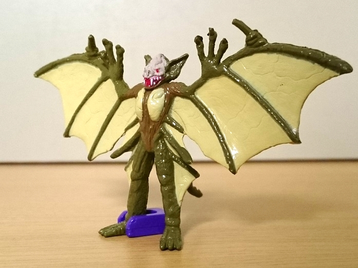 ウルトラマンティガ怪獣 ティガモンスター超全集 キュラノス0