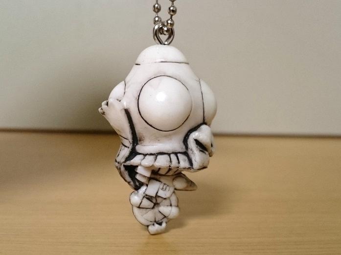 円盤生物 シルバーブルーメ ウルトラ墨絵スイング