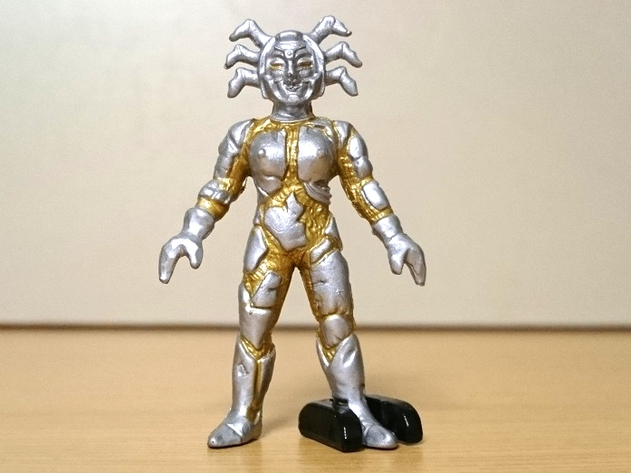 ウルトラマンティガ怪獣 ティガモンスター超全集 マノン星人
