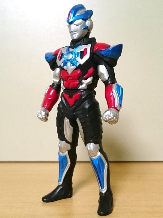 ウルトラヒーローシリーズ ウルトラマンオーブ(ライトニングアタッカー)