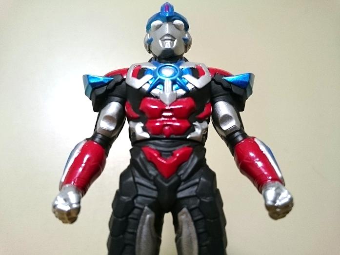 ウルトラヒーローシリーズ ウルトラマンオーブ(ライトニングアタッカー)2