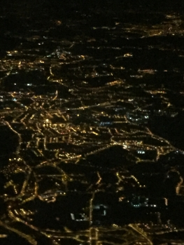 リスボン夜景